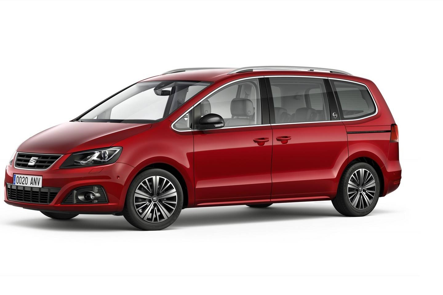 image of 7-Seater MPV (Alhambra or similar)
